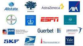 SKC Client Logos